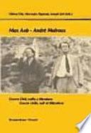 Descargar el libro libro Max Aub   André Malraux
