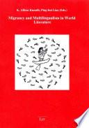 libro Migrancy And Multilingualism In World Literature