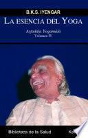 libro La Esencia Del Yoga Vol Iv