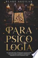 libro Parapsicología