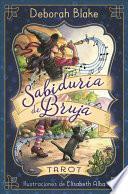 libro Sabiduria De Bruja. Tarot