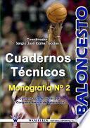 libro Cuadernos Técnicos Baloncesto Monografía Nº 2