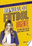 libro Manual De Fútbol Urgente