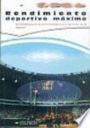 libro Rendimiento Deportivo Máximo