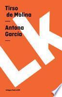 libro Antona García