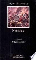 libro El Cerco De Numancia