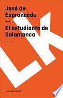 Descargar el libro libro El Estudiante De Salamanca