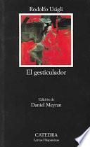 libro El Gesticulador
