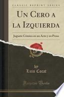 libro Un Cero A La Izquierda