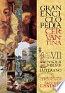 libro Gran Enciclopedia Cervantina