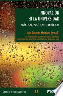 libro Innovación En La Universidad