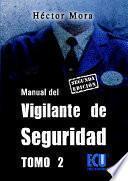 libro Manual Del Vigilante De Seguridad