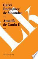 libro Amadís De Gaula Ii