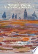 libro Andanzas Y Decires De Leonardo Y Barbarello