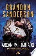 libro Arcanum Ilimitado