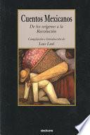 libro Cuentos Mexicanos