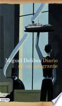 Descargar el libro libro Diario De Un Emigrante