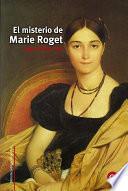 Descargar el libro libro El Misterio De Marie Roget