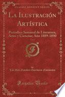 Descargar el libro libro La Ilustración Artística, Vol. 8
