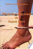 Descargar el libro libro Memoria Vacacional De Sancti Petri