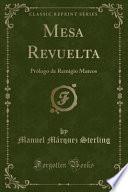 libro Mesa Revuelta