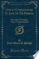 Jose Maria De Pereda