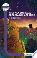 Descargar el libro libro Rita Y La Sociedad Secreta Del Acertijo