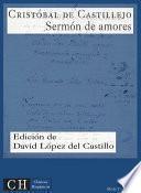 Descargar el libro libro Sermón De Amores