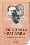 libro Trinidad De La Palabra