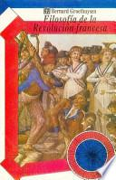 libro Filosofía De La Revolución Francesa