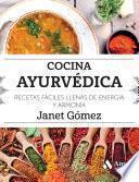 Descargar el libro libro Cocina Ayurvédica