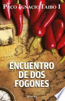 libro Encuentro De Dos Fogones