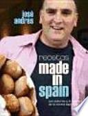 libro Recetas Made In Spain