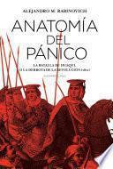 Descargar el libro libro Anatomía Del Pánico