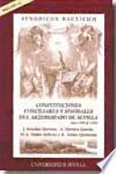 libro Constituciones Conciliares Y Sinodales Del Arzobispado De Sevilla