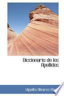 Descargar el libro libro Diccionario De Los Apellidos