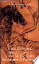 Descargar el libro libro Diccionario De Prehistoria