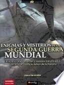 Descargar el libro libro Enigmas Y Misterios De La Segunda Guerra Mundial