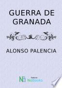 libro Guerra De Granada