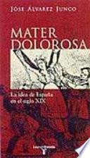 libro Mater Dolorosa