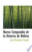 Descargar el libro libro Nuevo Compendio De La Historia De Bolivia