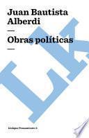 Descargar el libro libro Obras Politicas