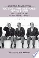 Descargar el libro libro Sobrevivir Después De Franco