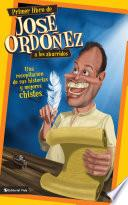 libro Primer Libro De José Ordóñez A Los Aburridos
