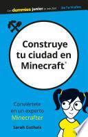 Descargar el libro libro Construye Tu Ciudad En Minecraft
