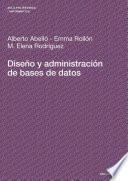 libro Diseño Y Administración De Bases De Datos