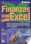 libro Finanzas Con Excel