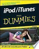 libro Ipod / Itunes Para Dummies