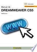 libro Manual De Dreamweaver Cs5