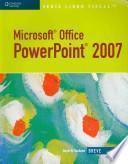 Descargar el libro libro Microsoft Office Powerpoint 2007